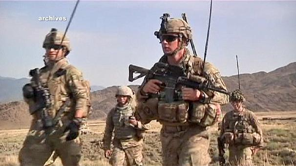 Four NATO soldiers killed in Afghanistan