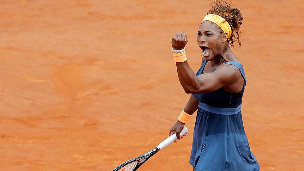 Serena beats Sharapova for French Open title