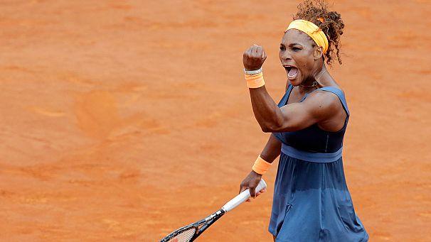 Serena destrona a Sharapova en la final de Roland Garros
