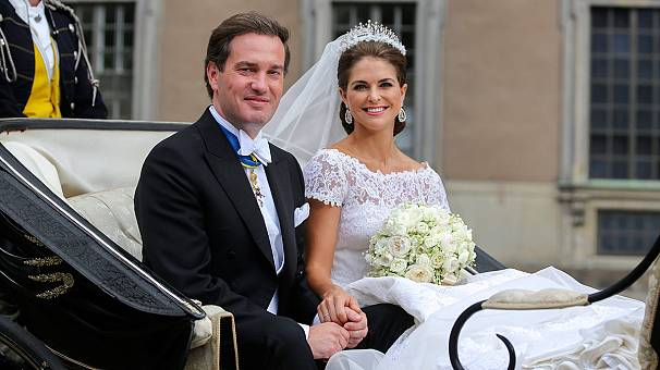 Swedish Royal marries British born man