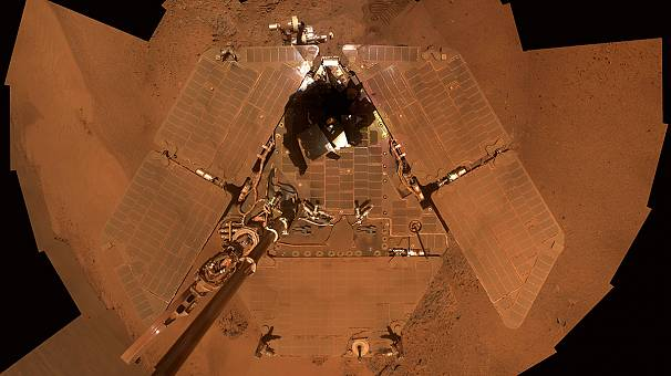 Mars rover Opportunity finds 'drinkable' water
