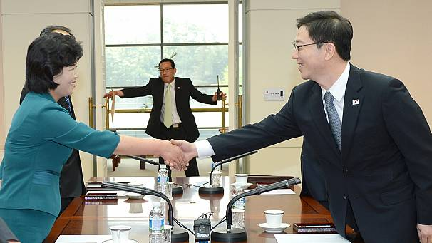 North and South Korea break their silence with talks