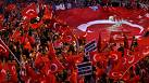 Defiant Erdogan to hold counter-rallies next weekend