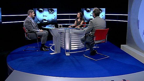Child sex abuse online - Full Debate