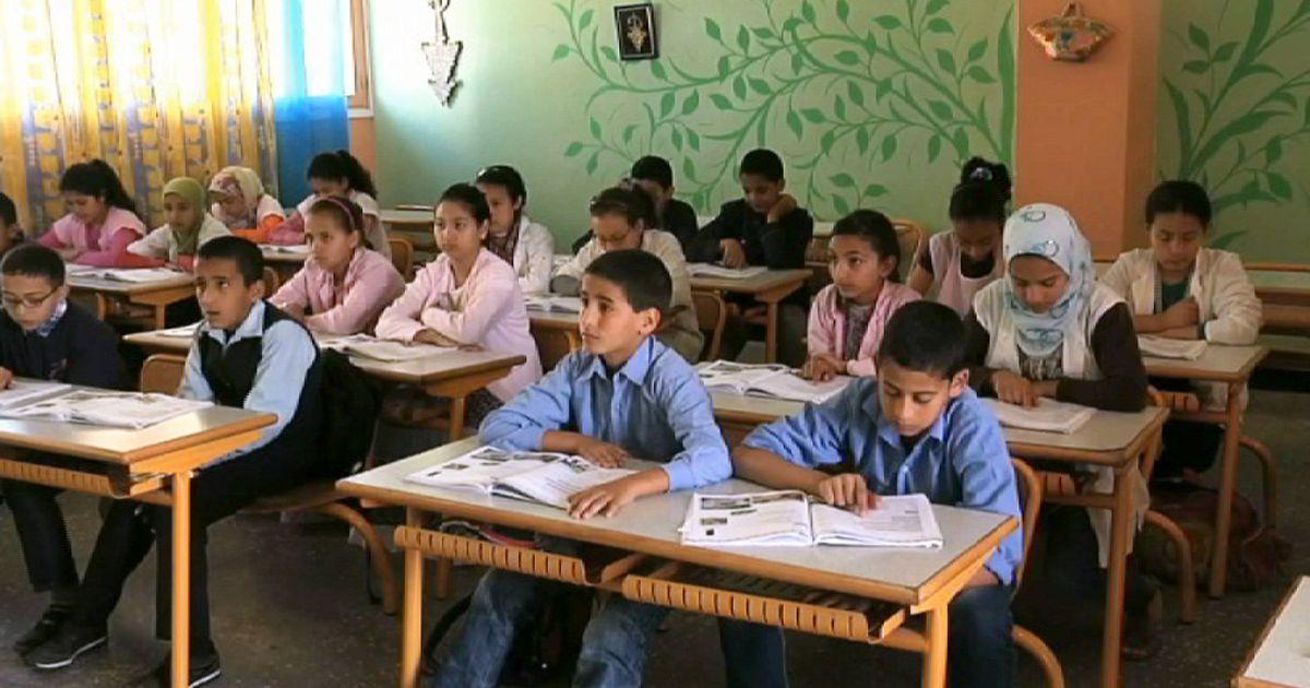 Marrocos que rumo para a educa o euronews learning world for Educacion exterior marruecos