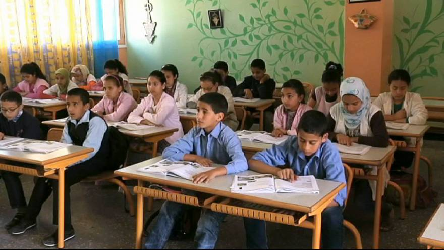 Was tut Marokko für eine bessere Bildung?