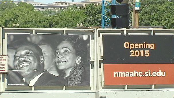 Washington: le musée national de la culture et de l'histoire afro américaine en chantier