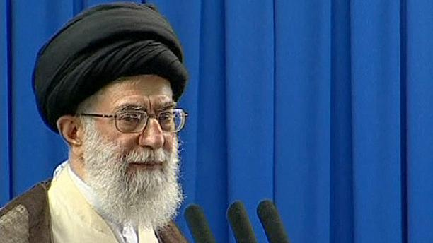 Iran's constitutional dictatorship furthers 'conspiracy'