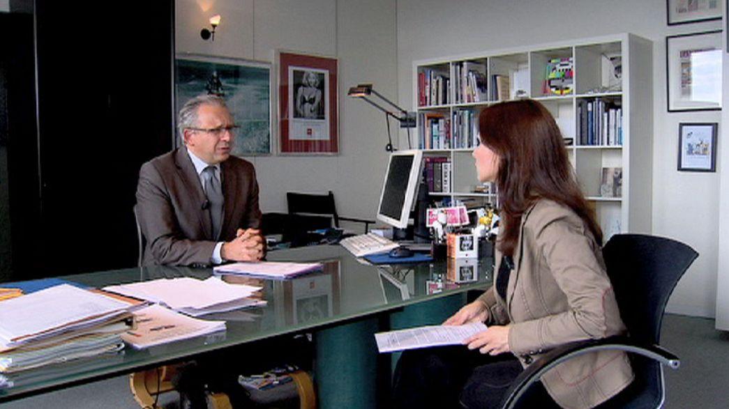 L'UER déplore la fermeture du diffuseur public grec