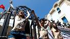 Tunisian topless protest ends in jail