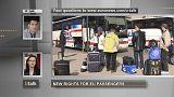 Nuevos derechos para los pasajeros en Europa