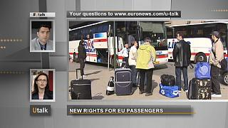 New EU passenger rights