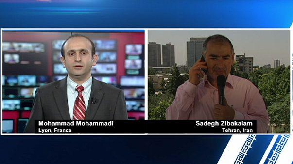من سيخلف  محمود أحمدي  نجاد  على كرسي الرئاسة في إيران