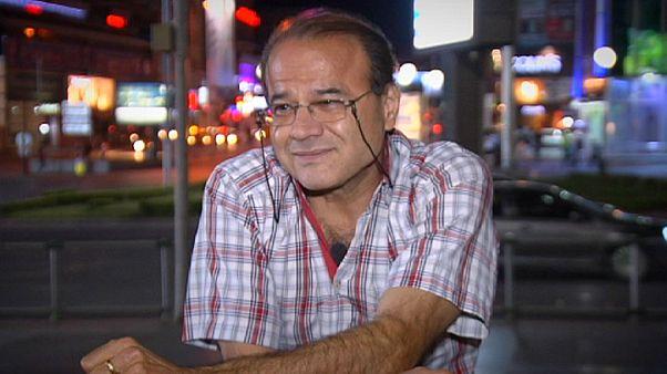گفتگوی یورونیوز با منصوراسانلو، فعال کارگری