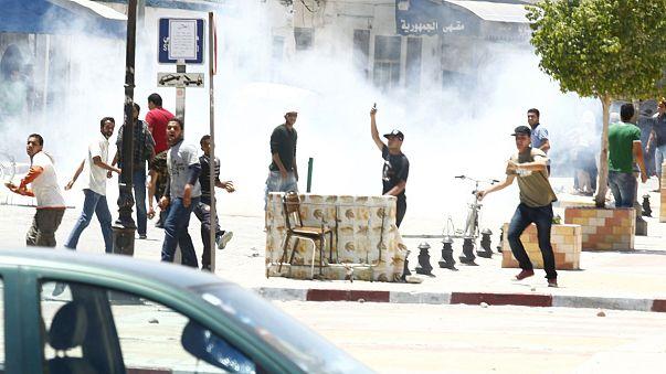 Devrimden iki yıl sonra Tunus
