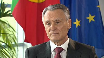 Interview d'Anibal Cavaco Silva, président du Portugal