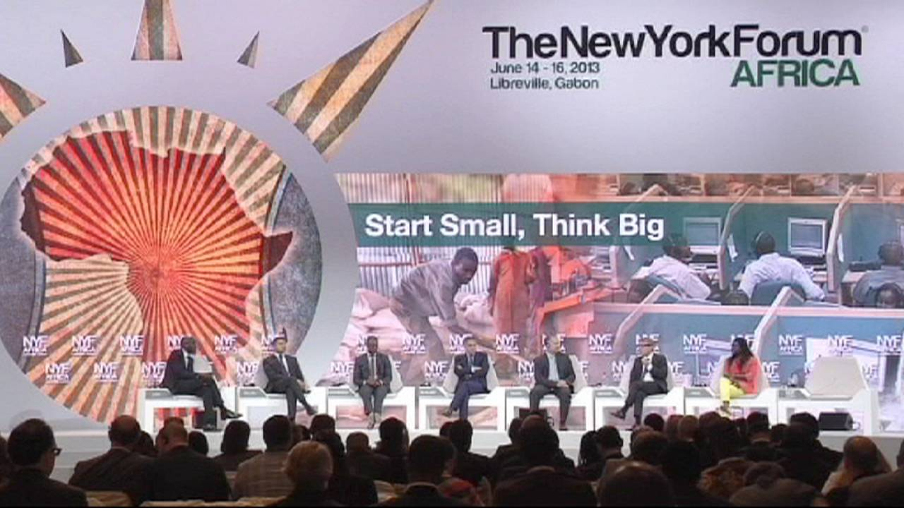New York Forum discute futuro de África