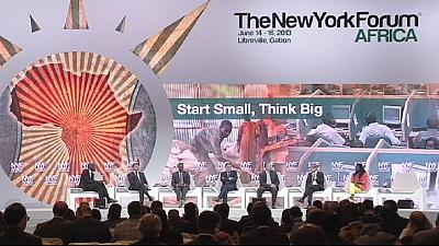 New York Forum Africa: Ein Kontinent startet durch