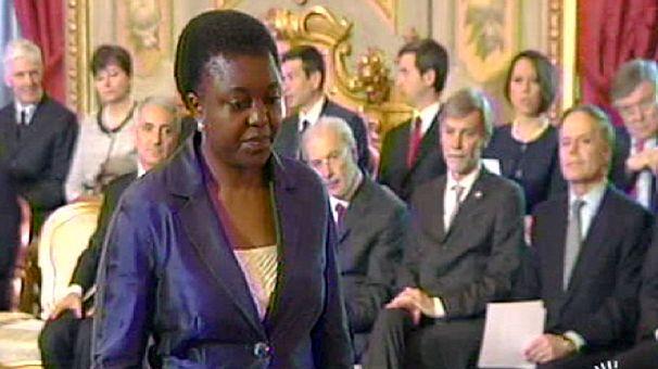Italie: une élue appelle à violer une ministre noire