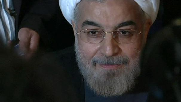 Hassan Rohani liberals' hope in Iran