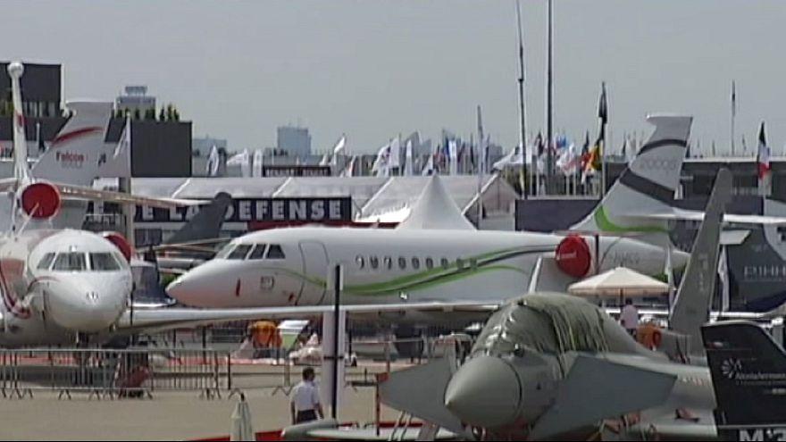 L'A350 et le Dreamliner s'affrontent au Bourget