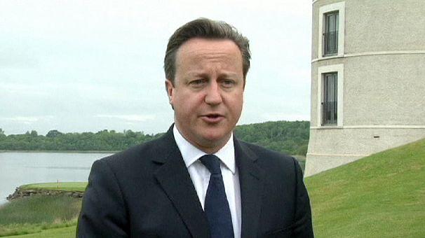 L'Irlande du Nord accueille le sommet du G8