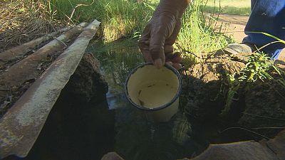 Alerta de sequía en África