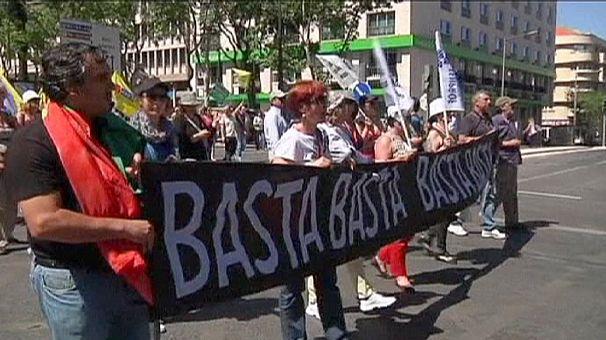 Une grève des enseignants perturbe le baccalauréat portugais