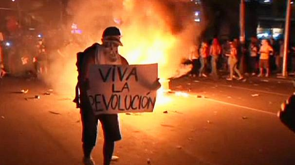 La contestation populaire s'étend au Brésil