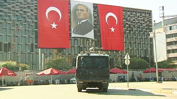 En Turquie le silence pour défier le pouvoir