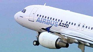 Airbus de vento em popa