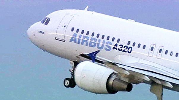 Airbus потирает руки