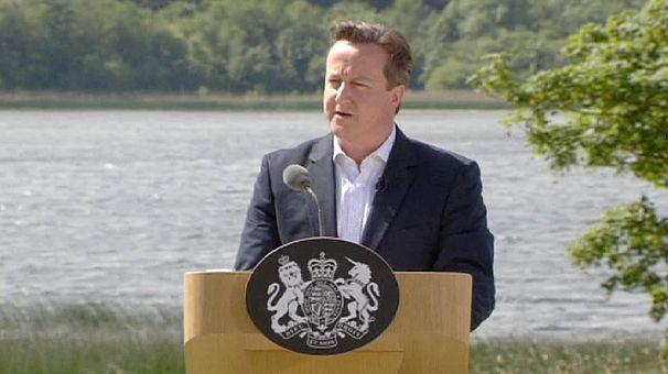 G8: Bilan positif pour Cameron