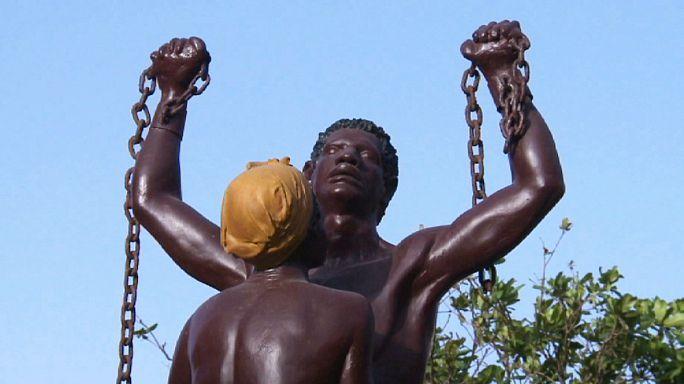 Gegen das Vergessen: Sklaverei im Unterricht