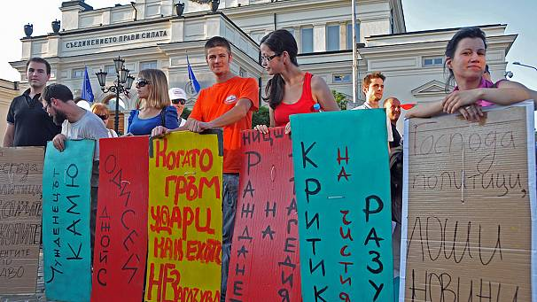 When protests succeed: Bulgarian street anger claims another victory