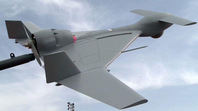İnsansız hava araçları Bourget Havacılık Fuarı'na damgasını vurdu
