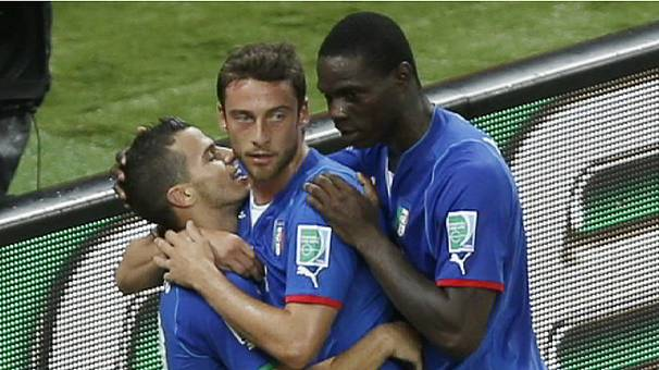 Calcio, Confederations Cup: Italia in semifinale