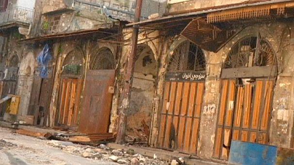 Siria: allarme dell'UNESCO, monumenti a rischio