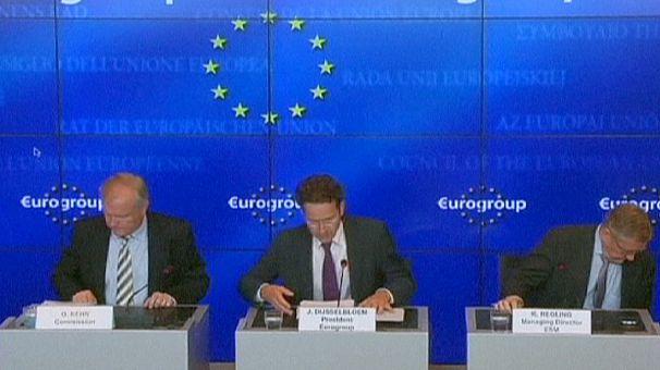 Sì dell'eurogruppo alla ricapitalizzazione diretta delle banche, ma a precise condizioni