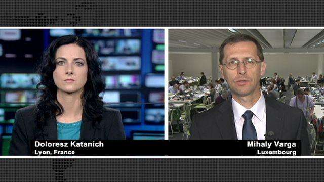 يورونيوز تحاور وزير الاقتصاد المجري