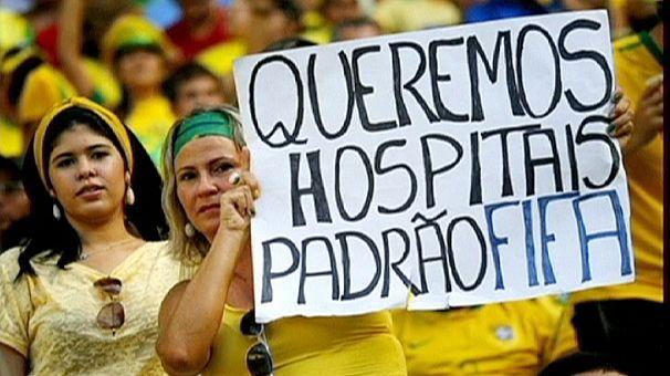 Manifestações históricas no Brasil abalam classe política