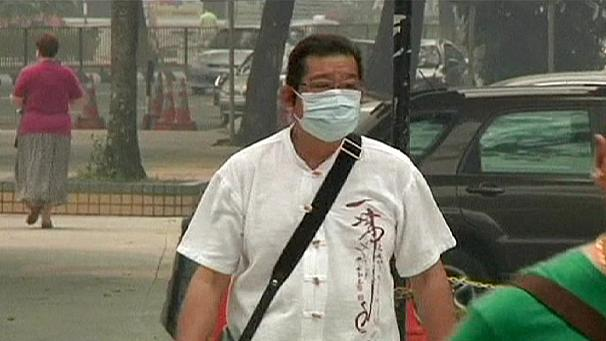 Smog nightmare continues for Malaysia and Singapore