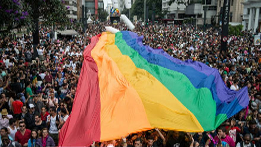Back in the Day: rainbow flag becomes Gay Pride symbol