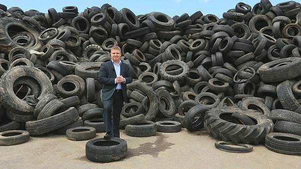 Recycling tyres: road to success