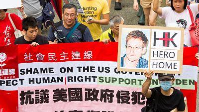 Edward Snowden: live update tracker