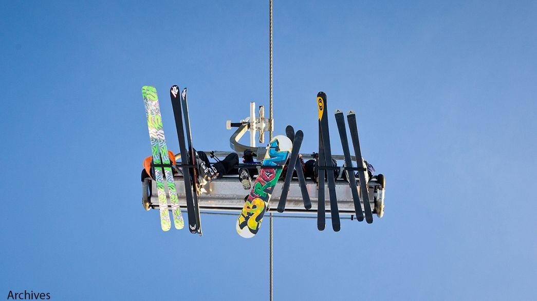 Insolite : une station de ski en vente sur Internet