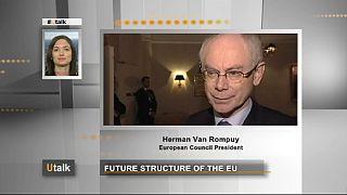 Futura estrutura da União Europeia
