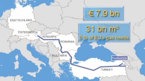 Mégsem épül meg a Nabucco csővezeték?
