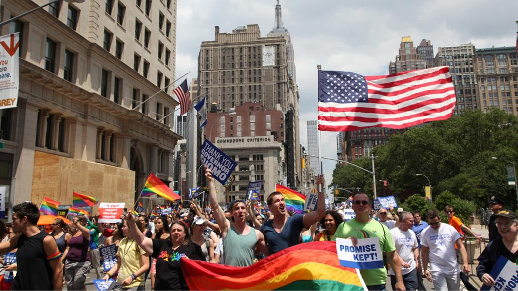 Historic US Supreme Court ruling, big win for gay rights