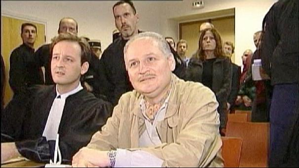 'Carlos the Jackal' life sentence upheld